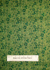Hoffman Irish Mist S#K4096 St Patricks Day Clover Green Gold Cotton Fabric YARD