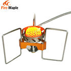 Fire Maple Camping Anti-wind Gas Stove Backpacking Burner Remote Canister Stove