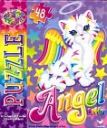 Brand New Sealed Lisa Frank Puzzle 48 Piece Angel Kitty