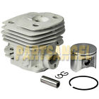 New 47mm Cylinder Piston & Ring Kit for Husqvarna 357 359 Chainsaw Parts