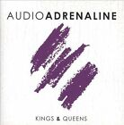 AUDIO ADRENALINE: Kings & Queens (KEVIN MAX)(CD 2013) He Moves You Move*Believer