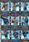 ZACK WHEELER 2012 BOWMAN PLATINUM TOP PROSPECTS INSERT LOT OF 13 SEE SCANS !!!