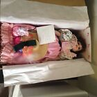 Savanna Doll Design Debut Collection Porcelain Geoffry Young NIB