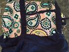 Thirty-One Retro Metro Weekender Paisley Day