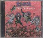 Rule The World cd by SAMMY SERIOUS THE ZEROS The Zeros sammy serious