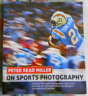 Peter Read Miller on Sports Photography SIGNED by author 1st Ed 2013 8vo