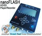 Convergent Design NanoFlash Portable HD/SD Recorder/Player CDNF001 Bundle