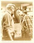 SHIRLEY MacLAINE  BILLY WILDER in The Apartment Original Vintage Photo 1960