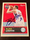 Blake Griffin 2011-12 Panini Past and Present auto MINT # 31 signed autograph