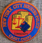 New York City Housing Authoirty Police Cadet Corps Patch New Unworn NYPD