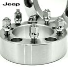 4 Pc JEEP SCRAMBLER Wheel Adapter Spacers 5x550 125 Inch  5550B1 2