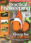 PRACTICAL FISHKEEPING March 2015 Clown Fish Complete Guide How to Cherry Shrimp