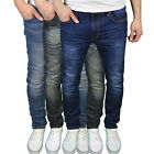 Soulstar Mens Designer Branded Slim Fit Jeans Available in 3 Colours BNWT