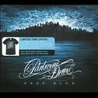 NEW - Deep Blue (Deluxe - CD + T-Shirt) by Parkway Drive