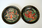 2 x  Bradex The Russian Legends Tianex Collector Plates