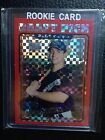 2005 Topps Chrome Update RYAN BRAUN Rookie Card RC Red Xfractor Ref 39 65