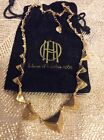 Designer House Of Harlow Golden Necklace
