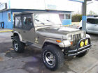 Jeep : Wrangler Sahara  Rough Country 1990 jeep wrangler yj 4 x 4 sahara sharp