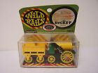 VINTAGE CRAGSTAN 1180-4 WILD RAILS '1829 THE ROCKET' 0 2 2 RAILROAD FRICTION TOY