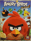 Angry Birds al atack ALBUM + 25 UNNOPENED ENVELOPES STICKERS AREGNTINA 2012