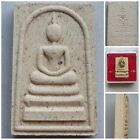Authentic Thailand Phra Somdej Bovornnives Temple Amulet Pim Yai Holy Magic Real