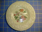 WEDGWOOD OF ETRURIA & BARLASTON BREAD PLATE BEAUTIFUL OLIVE GREEN