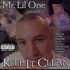 Keep It Clean [PA] by Mr. Lil One (CD, Feb-2004, Aries Records)