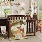 Woodland Tales 4 Piece Baby Crib Bedding Set by Lambs & Ivy