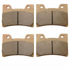 Volar Sintered HH Front Brake Pads for 1995-1996 Yamaha YZF600R