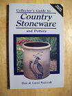 ANTIQUE STONEWARE POTTERY $$ PRICE GUIDE COLLECTOR BOOK CROCKS JUGS BUTTER CHURN