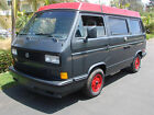 Volkswagen  Bus Vanagon captains chairs and the usual convertible bed seat 1987 westy i restored excellent shape all around great paint engine interior all