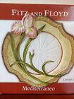 Fitz And Floyd ''MEDITERRANEO'' Canapy Plate,NEW IN BOX