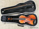 ANDREW SCHROETTER  #420- 1/4 VIOLIN & BOW  WITH CASE -SEP.91 - GERMANY