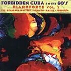 NEW - Forbidden Cuba In The '60s: Pianoforte, Vol. 2 - The Keyboard Masters
