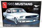 AMT 872 1/16 Scale 1965 Ford Mustang Hardtop Plastic Model