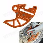 CNC Integrated Rear Brake Disc Guard for KTM SX EXC XC XC-W 125 250 450 525 530
