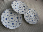 Johnson Brothers BLUE DENMARK earthenware 3 dinner plates 10