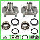 FRONT WHEEL HUB  BEARING  SEAL FOR TOYOTA TERCEL PASEO W OUT ABS PAIR NEW