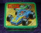 ALADDIN TOPPER JOHNNY LIGHTNING METAL LUNCH BOX 1970 LUNCHBOX ONLY