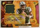 GENO SMITH AUTO AUTOGRAPH RELIC 2013 TOPPS TRIPLE THREADS 71 75 RARE