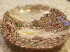 Olde English Countryside Saucer Ironestone Johnson Bros England