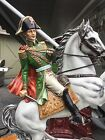 Huge Napoleon CAPODIMONTE BY CORTESE  #282/61  MADE IN ITALY