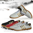 Unisex Tai Chi Martial Arts Kung Fu Wing Chun Sports Cow leather shoes Footwear