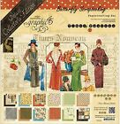 Deluxe Collectors Edtion Times Nouveau 4501000 Scrapbooking Kit Graphic 45 NEW