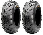 Pair of CST C9313 (2ply) Front 19x7-8 ATV Tires (2)