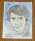 DUSTIN HOFFMAN 2012 Leaf National Exclusive Sketch Card (#1 1) RARE!