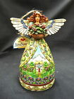 Jim Shore ~ SUMMER RESTORES THE SOUL ~ Four Seasons Mini Angel ~ #4006721 ~ NIB