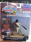 STARTING LINEUP 2 BOSTON RED SOX NOMAR GARCIAPARRA 2000 - FREE US SHIPPING!