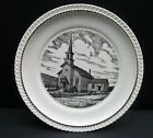 Sacramento PA St. Paul's Lutheran and Reformed Church Plate Vintage