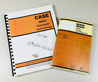 J I CASE 1845C UNI LOADER PARTS AND OPERATORS MANUAL CATALOG SKID STEER ASSEMBLY